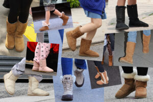 Celebrities who wore UGG boots on carpet