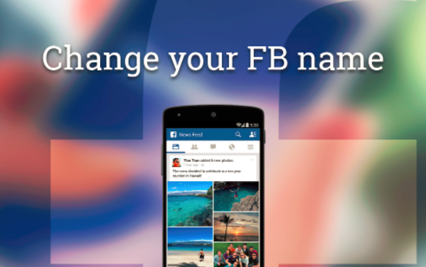 NAME CHANGING PROCESS ON FACEBOOK