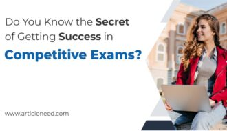 Do You Know The Secret Of Getting Success In Competitive Exams